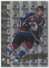 PETER FORSBERG 2000/01 BAP BE A PLAYER FRANCHISE PLAYER SP ONLY 30  EXIST$60