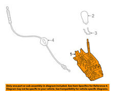 NISSAN OEM 13-16 Pathfinder Transmission-Gear Shift Shifter 349013NW4A
