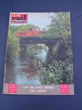 vie du rail 1963 879 LANDES BRINON BEUVRON OUROUX MONTIGNY AUX AMOGNES CORBIGNY