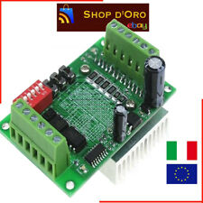 Driver 1 asse TB6560 per motori passo passo stepper cnc arduino pic - 10970