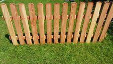 Gartenzaun Douglasie Holzzaun Zaun Friesenzaun Vorgartenzaun 180 x 80 Lattenzaun