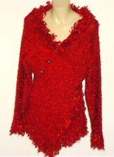 Cotton V-Neck Medium Knit Solid Jumpers & Cardigans for Women