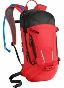 Camelbak MULE 100oz Hydration Backpack - Red