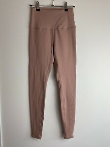 Saski Collection Dusty Pink Leggings Size XS Great Condition