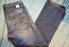 G-STAR 'Locker Regular' Mans Jeans Size: W 34 L 32 VERY GOOD Condition