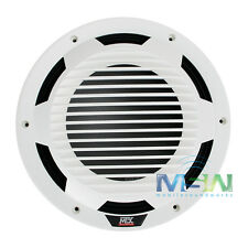 "NEW MTX WET124-W 12"" SINGLE 4-OHM MARINE BOAT AUDIO SUBWOOFER SUB WET-124 WHITE"