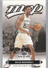 2003-04 Upper Deck MVP David Robinson