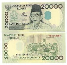 L'Indonesia Indonesia 20000 20.000 rupia 1998/2004 UNC P 138 G