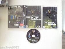 Splinter Cell 1 ASPYR Apple MAcintosh 2002 FR