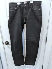 """Naked and Famous """"Sulphur Dyed"""" 14oz Selvedge Denim - Weird Guy Fit, Size 31"""