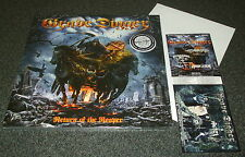 GRAVE DIGGER-RETURN OF THE REAPER-2014 2LP GOLD VINYL-LIMITED TO 100-NEW+SEALED