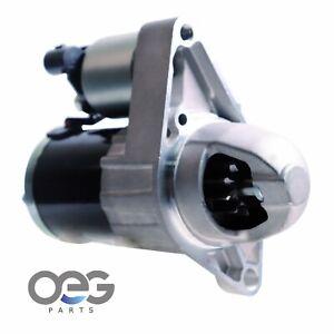 New Starter For Chrysler 200 L4 2.4L 15-17 68084005AA M000T39071 SMT0440