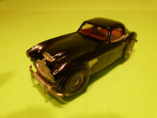METAL BUILT KIT MIKANSUE AUSTIN HEALEY 3000 RALLY - BLACK 1:43 - GOOD COND