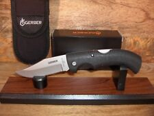 "GERBER KNIFE - GATOR - #6069 WITH SHEATH - 5"" CLOSED LENGTH - MADE IN THE USA"