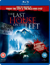 the Last House On the Left - Extended Version Blu-RAY NEW BLU-RAY (8271686)