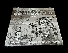 Grateful Dead Dave's Picks 11 Volume Wizard Of Oz Wichita Kansas 11/17/1972 3 CD