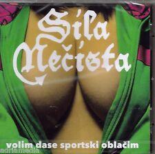 SILA NECISTA CD Volim da se sportski oblacim 2016 Hrvatska Croatia Hit Kroatien