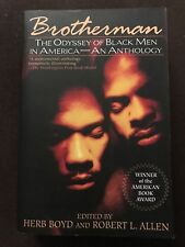 Brotherman by Robert Allen and Herb Boyd (1996, Paperback)