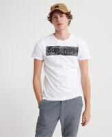 Superdry Mens Camo International Infill T-Shirt