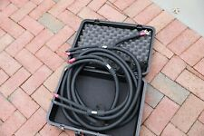 Monster Cable Sigma Series ME2 Speaker Cables 10' Pair Mint with Box