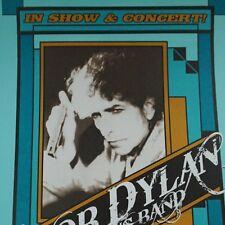 Bob Dylan - 2009 Geoff Gans poster Aragon Ballroom Chicago, IL
