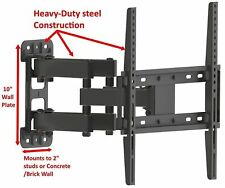 Led Lcd Flat Screen Tv Wall Mount Husky Mount Heavy Duty For 32 40 42 47 52 55""