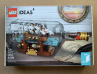 Lego Ideas Ship In A Bottle Building Kit (92177) - 962 Pieces