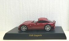 1/64 Kyosho TVR SAGARIS RED diecast car model