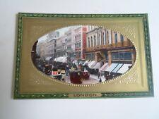 LONDON, Cheapside -  Raphael Tuck+Sons Framed Gem Glosso Old Postcard §A2177