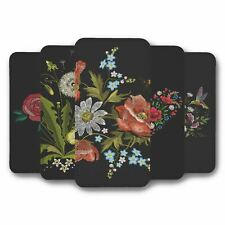 For Samsung Galaxy S9 Flip Case Cover Flower Collection 2