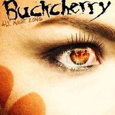 "BUCKCHERRY ""ALL NIGHT LONG"" CD ROCK NEU"