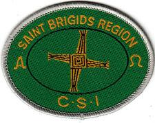 Boy Scout Badge Ext SAINT BRIGIDS REGION CSI IRELAND