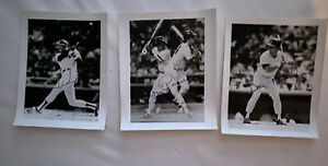 """1983 Yankees Team Issue  4"""" x 5"""" Photo Lot of 27 Hand Signed Mattingly Winfield"""
