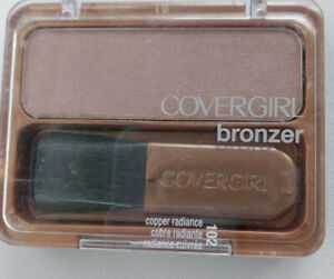 COVERGIRL BRONZER CHEEKERS 102 COPPER RADIANCE