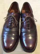KEITH HIGHLANDERS GRENADIERS Leather Wingtip Oxford Shoes Size 9.5 N Made In USA