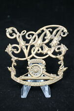 Canadian Victorian Artillery Helmet Plate Missing Crown