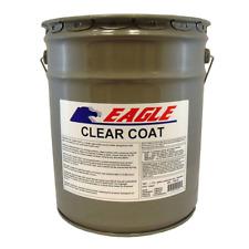 Concrete Top Coat Sealer Clear Oil Based UV Resistant Waterproofer Cover 5-Gal