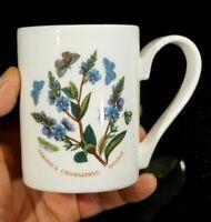 Beautiful Portmeirion Botanic Garden Speedwell Mug