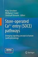 Store-operated Ca2+ entry (SOCE) pathways: Emerging signaling concepts in human