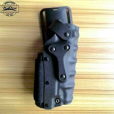 Tactical Right-Hand Belt Gun Holster for Gl 17 19 31 25 Colt 1911 Beretta 92 M9