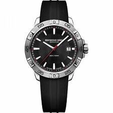 Raymond Weil  8160-SR2-20001 Men's Tango Black Quartz Watch