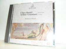 Beethoven / Mozart - Sonatas -Haskil / Grumiaux