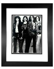 LED ZEPPELIN  -  001  8x10 Photo Framed 11x14