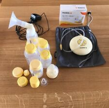 Medela Swing Electric Single Breast Pump - With Accessories