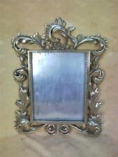 MIROIR BRONZE DORÉ BAROQUE LOUIS XIV nº2 ★BROCANTIC★ANTIQUITÉS/BROCANTE/OCCASION