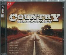 COUNTRY HIGHWAYMEN - VARIOUS ARTISTS on 2 CD's