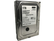 "MDD 1TB 64MB Cache SATA 6Gb/s 3.5"" Desktop Hard Drive -PC/Mac, NAS, Surveillance"