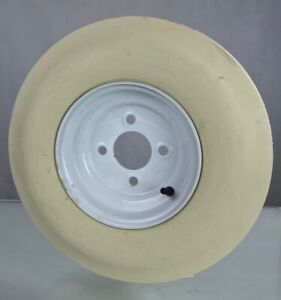 4.80-8 4.80x8 Pitching Machine Tire & Wheel Replacement - New