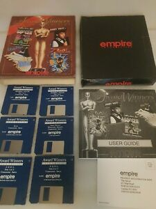 Award Winners Gold Edition Amiga Game By Empire