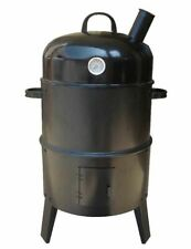 Räucherofen Räuchertonne Feuertonne Terassen Ofen Luftregler Grill Smoker BBQ